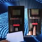 fingerprint and id card door access control system