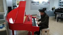 Fashion Teenager Style 88 key baby grand digital piano