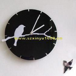 Durable latest decorative led wall clock