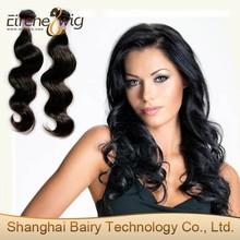 Shanghai Hair Accept Paypal 100% human wholesale body wave eurasian hair