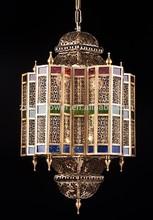 Top Quality Church Vintage Art Copper Gold Vintage Art Moroccan Chandelier
