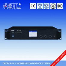 IP network audio amplifier 150w,250w,350w,450w,550w,650w