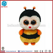 kids stuffed plush toy bee plush bee toy