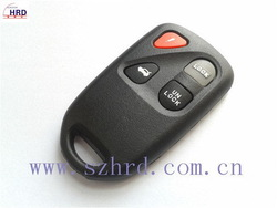 Cheap top sell for mazda motor key