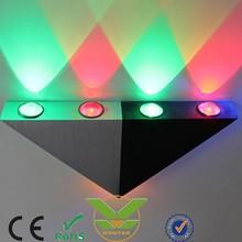 Kontak LED aluminum morden style wall lamp for hotel family