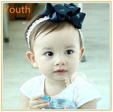 Fashion baby flower headband, baby hair band wholesale