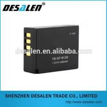li-ion battery NP-W126 digital camera battery pack for FUJI