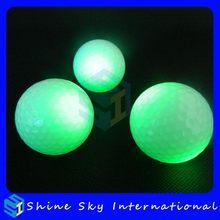 New Style Crazy Selling Fashion Light Up Led Golf Balls.