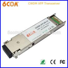 10Gb/s 80km CWDM XFP ER Optical Transceiver Cisco CWDM-XFP-1491-80KM