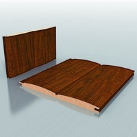 MDF factory produce high quality mdf grill panel/pvc mdf panel