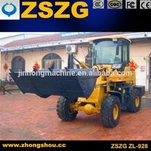 ZL28 Front End Fork Loader truck/ Mini Wheel loader for sale