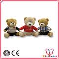 experiência de 20 anos bonito personalizado atacado brinquedos urso panda
