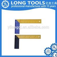 Printable plastic custom tailor right angle ruler