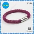 2015 Sternenstaub stil magnetische armband milanaisearmband