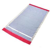 home wholesale microfiber fabric swan printing beach towel