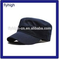 Wholesale promotion cheap cool flat caps , plain flat caps