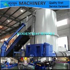 Fully automatic plastic pelletizer recycling machine