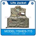 Marina de trabajo de rescate chaqueta de la vida/infantil deportes acuáticos inflables de seguridad chaqueta de la vida