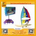 High Quality Rc Boat, 4-channel Rc Sailboat, Speed Boat