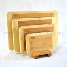 2014 Hot selling 2 Piece Core Bamboo Cutting Board Set Bamboo Cutting Board kitchen bamboo kitchenware kitchen set