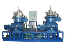 High quality centrifugal oil separator hot sale