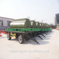 fuel tanker truck / watertank / water tank trailer