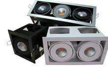 5w 10w 15w 20w dimmable COB LED Downlight