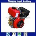 4hp refrigerado por aire pequeño motor diesel / fábrica china 4 stroke motor