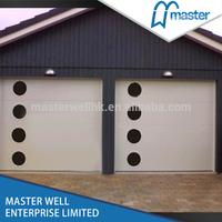 2014 high quality canvas garage doors