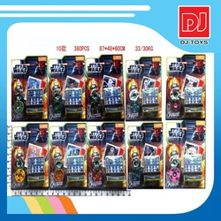 China toys Kids interesting toys Robot toys building block star wars minifigure(10model) wholesale