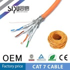 SIPU good quality cat7 lan cable making equipments