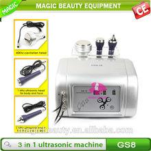 GS8 ultrasonic ion facial massage device