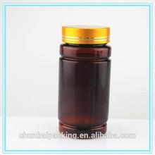175ml PET plastic capsule bottle for medicine use