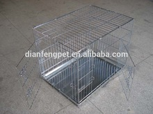 china double doors cheap large metal wire dog cage