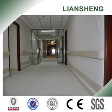 hospital wall vinyl handrails for elderly