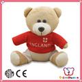gsv fábrica icti suave lindo personalizado nombres encantador oso de peluche