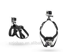 Professional manufacturer Dog Fetch Harness Chest Strap Belt Mount for GoPro Hero 4/3+/3/2/1