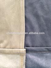 brushed indigo knit brushed denim fabric