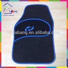 4pcs car mat set customized best selling environmental grey car mats for bmw x1