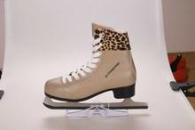 Wholesale fantastic leather cloth figure ice kids sports shoes
