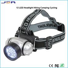 12 LED Headlight Hiking Camping Cycling