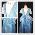 Fábrica de bebé al por mayor vestido de las niñas, las niñas vestido de fiesta, las niñas d13001 vestido