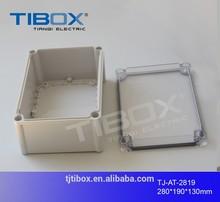 out door ABS case rainproof plastic enclosure for power device