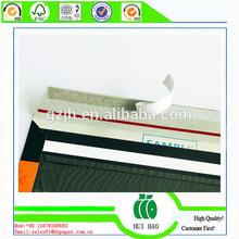 envelope release paper, cardboard envelope for express company