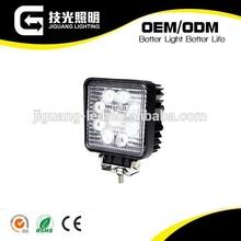 new 27w car led tuning light/led work light multifunctional 27w led work light