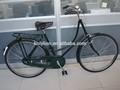 """28"""" aço senhora modelo tradicional de bicicleta( sst005)"""