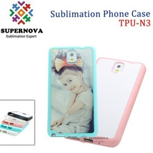 Custom Silicon Cases for Samsung Note 3