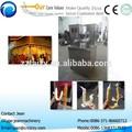 Hot vente produits céréaliers pour le maïs et glace, gonflement/machine d'extrusion