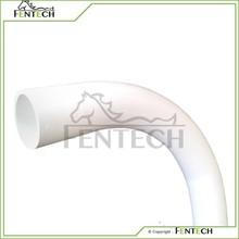 2014 Hot Selling High Quality (u)PVC Swan-neck Post
