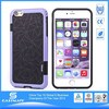 Professional factory supply customized plastic cover for iphone6 plus